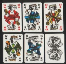 Collectible playing cards Essay 1967